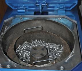 Laboratory Use Dacromet Zinc Flake Coating Machine DSB S300